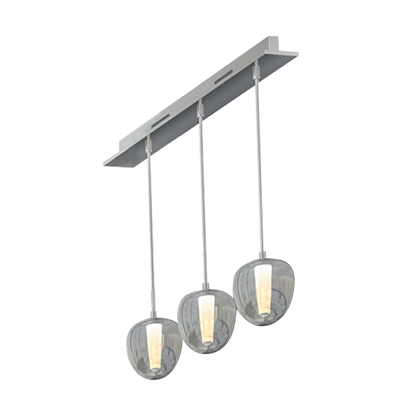 Подвесной LED-светильник Intelite Pendant Caren 7W-3, 3000К (I53137-3) Intelite DECO