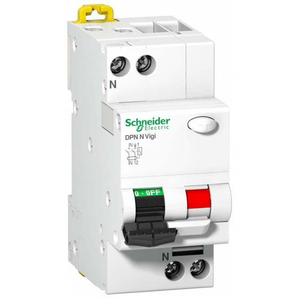 Дифавтомат Schneider Electric 40A 30mA 6kA 2 полюса тип C тип AC  A9D31640 iDPN N Vigi