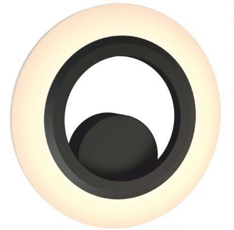 LED бра Wall Light Damasco 514 7W BL Intelite (I51437B)