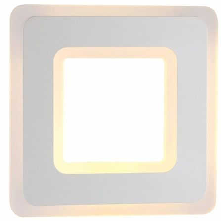LED бра Wall Light Damasco 516 12W WT Intelite (I516312W)